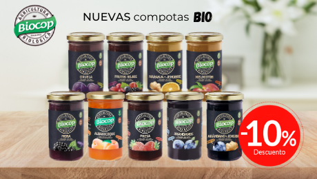 Mayo 2020 Gama Compotas Biocop