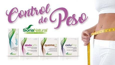Abril - Gama control de peso Soria Natural