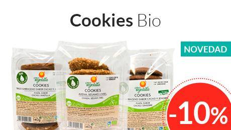 Mayo - Cookies Vegetalia