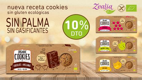 Septiembtre - Cookies Zealia