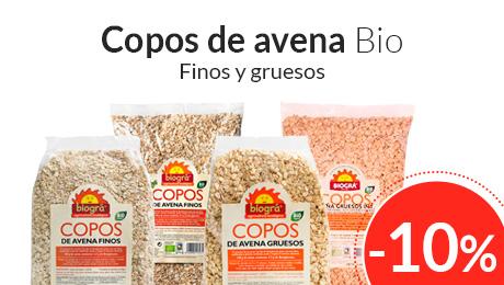 Octubre - Copos de avena Biogra