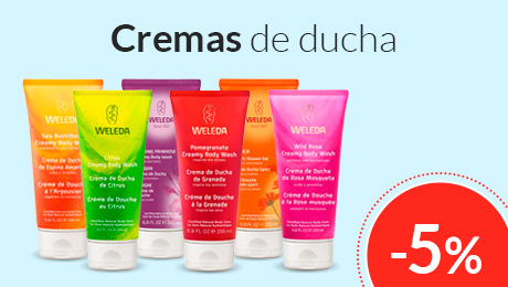 Mayo - Cremas de ducha Weleda
