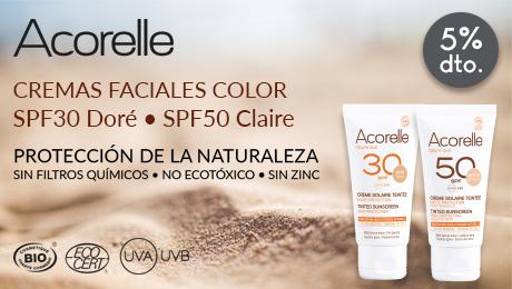 Abril - Cremas faciales color Acorelle