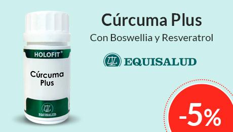Abril - Curcuma Plus Equisalud