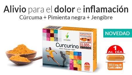 Noviembre- Curcurina nova diet