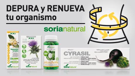 Febrero- Productos depurativos Soria Natural
