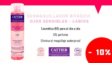Abril - Desmaquillante Bifàsico Cattier