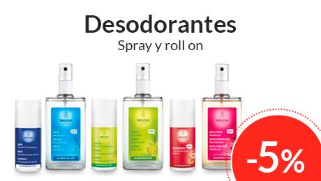 Mayo - Desodorantes Weleda