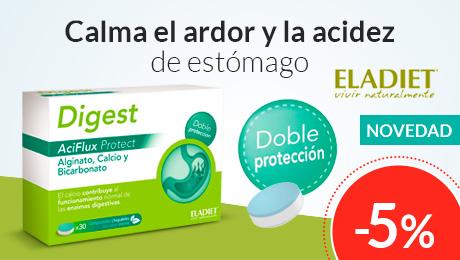 Agosto 2019 - calma el ardor y la acidez de estómago Eladiet
