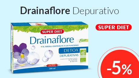 Abril - Drainaflore depurativo Super Diet