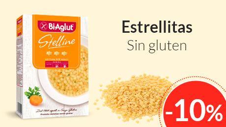 Estrellitas sin gluten Biaglut