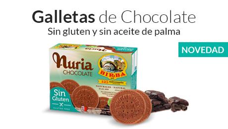 Mayo - Galletas de chocolate Nuria