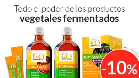 Abril - Productos vegetales fermentados LivQ