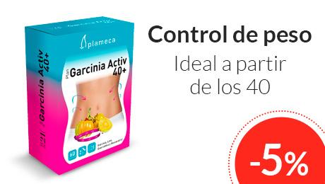 Febrero- Garcinia activ 40 Plameca