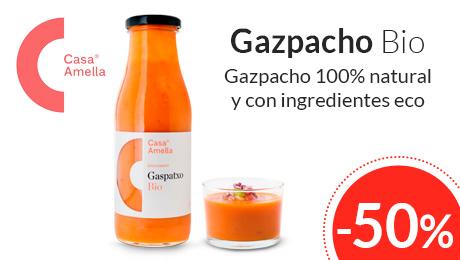 Abril - Gazpacho Bio Casa Amella