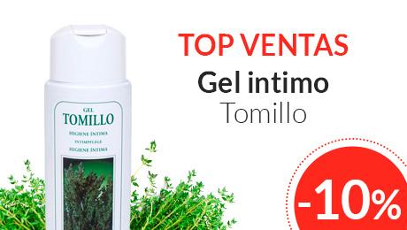 Oferta trimestral gel tomillo Bellsola
