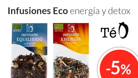 Abril - Infusiones Eco energía y Detox TéO