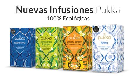 Enero- Nuevas infusiones Pukka
