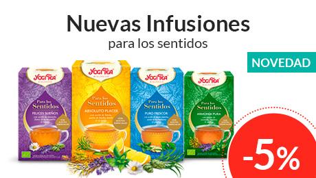 Febrero- Nuevas infusiones Yogi Tea