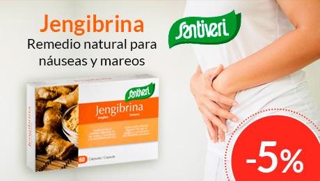 Julio - Jengibrina Santiveri