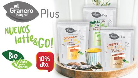 Febrero- Gama latte&go Granero Integral
