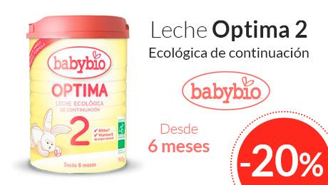 Abril - Leche Optima 2 Eco Babybio