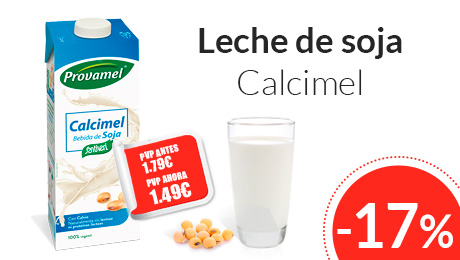 Oferta especial- Calcimel