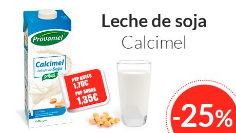 Abril - Leche de Soja Calcimel