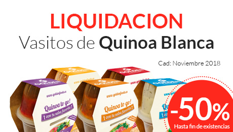 Liquidación- Quinoa To Go