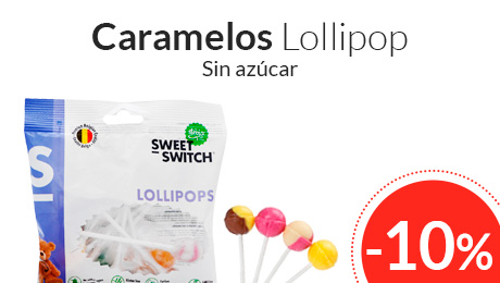 Abril - Lollipos sin azúcar Sweet Switch