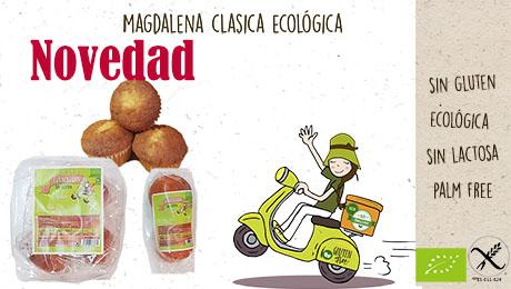 Octubre - Magdalenas ecológicas Mdalen
