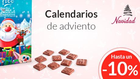 Navidad - Calendarios de adviento