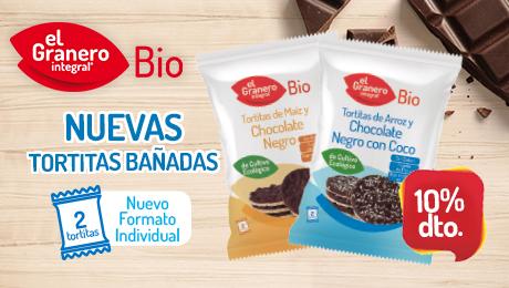 Febrero- Nuevas tortitas Granero Integral