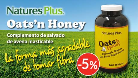 Mayo - Oat & Honey Nature's Plus