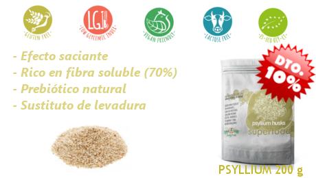 Mayo - Psyllium Energy Feelings