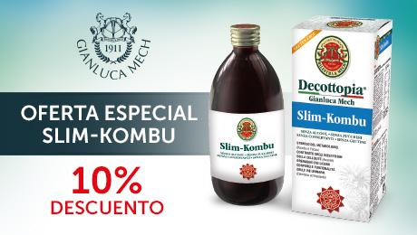 Noviembre- oferta Slim Kombu