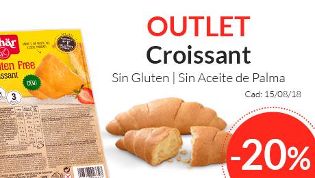 Outlet- Croissant schar