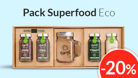 Agosto- Pack superfoods