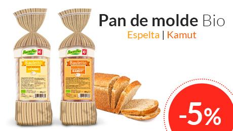 Mayo - Pan de molde Buonbio