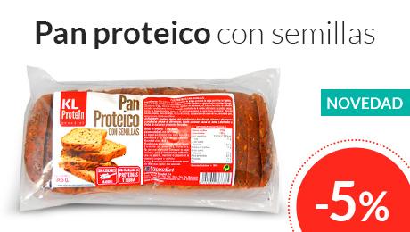 Julio - Pan proteico Ynsadiet