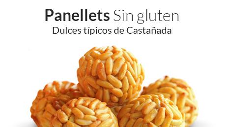 Panellets sin gluten especial catañada