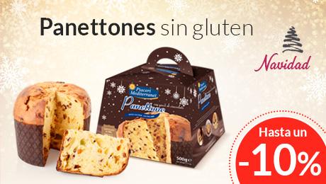 Navidad - Panettones sin gluten