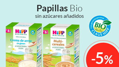 Mayo - Papillas bio Hipp