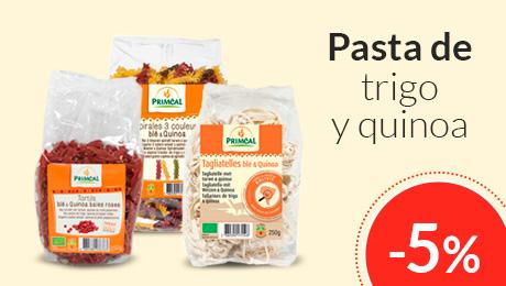 Mayo - Pasta de trigo y quinoa Primeal