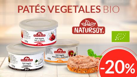 Agosto 2019 - Patés bio Natursoy