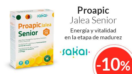 Abril - Proapic jalea Senior Sakai