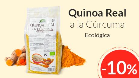 Junio - Quinoa a la cúrcuma Ecosalim