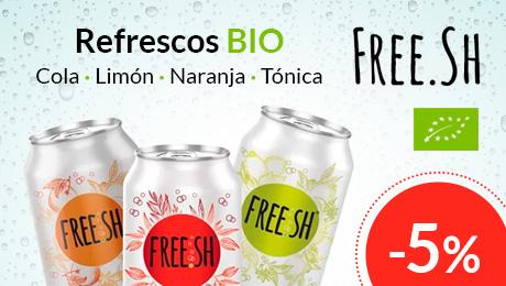 Agosto 2019 - Refrescos bio Freesh
