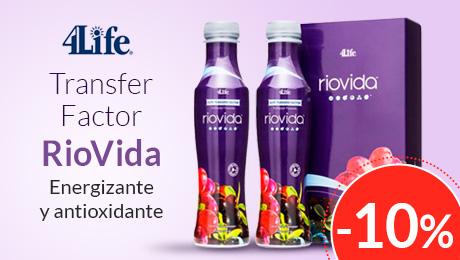 Agosto 2019 - Tri Factor Riovida 4life