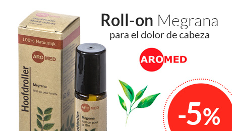 Abril - Roll-on Megrana Aromed